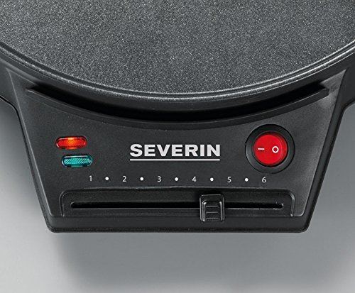 Severin CM 2198 Crepes Maker - 4