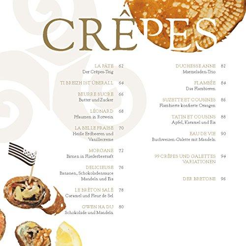 Crêpes & Galettes: Die besten Rezepte aus der Bretagne - 4